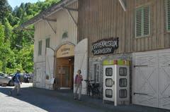 Wer noch Zeit hat, kann das Krippenmuseum besuchen.