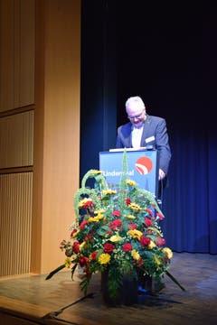 ELmar Metzger, Gemeindepräsident von Flawil.