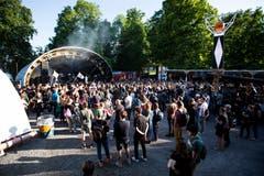 Auftritt der Band GeilerAsDu am B-Sides auf dem Sonnenberg.