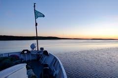 Unterwegs auf der MS Thurgau Karelia von Moskau nach St.Petersburg.