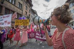(Bild: Pius Amrein, Luzern 14. Juni 2019)