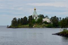 Die Klosterinsel Walaam