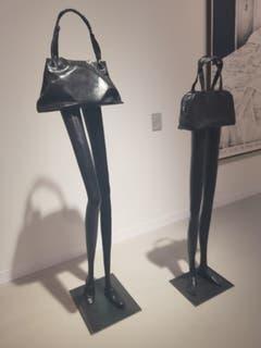 Taschenskultpuren von Erich Wurm.