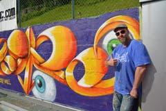 Sprayer Cape aus Nidwalden: «Der Summer-Jam ist immer ein Highlight.»