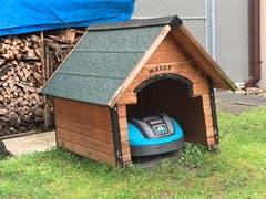 Von der Hundehütte zur Garage . . . . . (Bild: Thomas Müller)