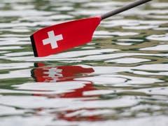 Die Schweizer Bilanz an der Heim-EM auf dem Rotsee in Luzern: Zweimal Silber und einmal Bronze (Bild: KEYSTONE/URS FLUEELER)