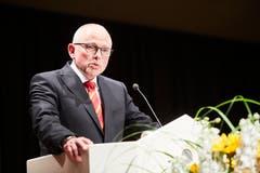 Victor Kaufmann, Rektor der Kantonsschule Willisau. (Bild: Jakob Ineichen, Willisau, 24. Juni 2019)