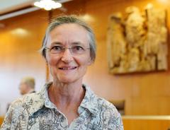«Ich selber bedaure es, dass ich keinen Psychiater finde»: Erika Preisig, Sterbehelferin und Angeklagte.