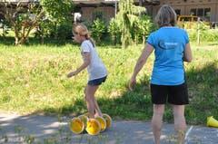 Viele Sportvereine trugen mit ihren Aktivitäten zum Unterhaltungsprogramm für Jung und Alt bei. (Bild: Sabine Camedda)