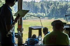 Frauenfeld TG - Eindrücke aus dem Schützenhaus Schollenholz.