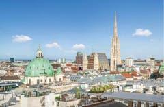 Auch die Kulturmetroploe Wien ist im Portfolio von High Life Reisen vertreten.