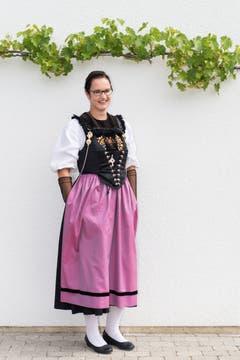 Manuela Wicki (Bild: Eveline Beerkircher, Berufsbildungszentrum Schüpfheim, 3. Juli 2019)