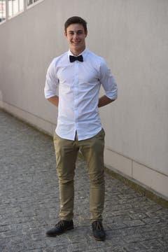 Simon Lindauer (Bild: Natalie Ehrenzweig, Mythenforum Schwyz, 29. Juni 2019)