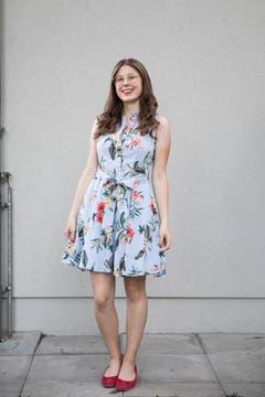 Salome Mohr (Bild: Manuela Jans-Koch, Sarnen, 5. Juli 2019)