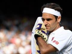 Roger Federer verzeichnete einen schwierigen Start in die Partie gegen Nishikori (Bild: KEYSTONE/EPA/ANDY RAIN)