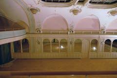 Der historische Kursaal bleibt erhalten. (Bild:PD)