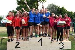 Schweizer Meisterschaft im Hammerball (Bild: Helio Hickl)