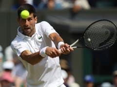 Titelverteidiger Novak Djokovic ist Favorit (Bild: KEYSTONE/AP POOL Reuters/CARL RECINE)