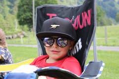 Mister Cool-Boy Loic! (Lagerbild: Pfarreilager Neuenkirch, 10. Juli 2019)