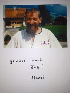 Hans-Peter Degelo, Sarnen.