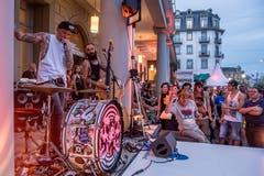Konzert von Deadbeatz (Bild: Nadia Schärli, 20. Juli 2019)