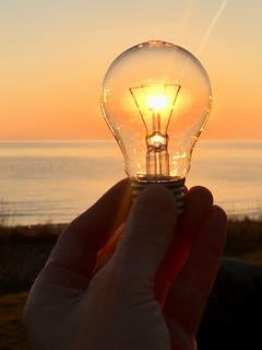 Sonnenenergie aus Uttwil. (Bild: Dani Rüede)
