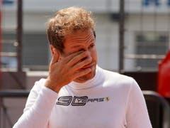 Sebastian Vettel glaubt trotz Problemen an die Wende zum Guten (Bild: KEYSTONE/EPA/RONALD WITTEK)