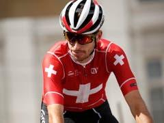 Bester der vier gestarteten Schweizer: der Gesamt-17. Sébastien Reichenbach (Bild: KEYSTONE/EPA/GUILLAUME HORCAJUELO)