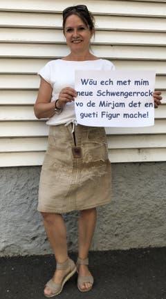 Antonia Walker-Wyss, Zug