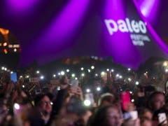 Am Sonntagabend ist in Nyon das 44. Paléo-Festival mit viel frankophoner Musik und Animation zu Ende gegangen. (Bild: KEYSTONE/EPA KEYSTONE/MARTIAL TREZZINI)