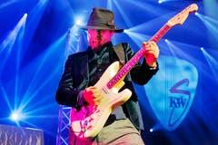 Kenny Wayne Shepherd spielt mit seiner Band am Montreux Jazz Festival 2019 und begeisterte das Publikum im Auditorium Stravinski.
