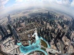 In Dubai soll nichts den Auftritt der Schweiz an der grossen Expo 2020 trüben. Aussenminister Cassis hat beim Sponsoring des Tabakmultis Philip Morris die Notbremse gezogen. (Bild: KEYSTONE/EPA/ALI HAIDER)