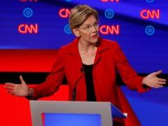 Nannte Donald Trump einen Rassisten, Sexisten und Lügner: US-Senatorin und Präsidentschaftsanwärterin Elizabeth Warren aus Massachusetts. (Bild: KEYSTONE/AP/PAUL SANCYA)