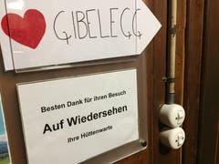 Bergheim Gibelegg auf der Krienseregg. (Bild: Robert Knobel, Kriens, 7. Juli 2019)