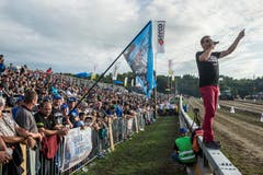 (Bild: Dominik Wunderli, Knutwil, 10. August 2019)