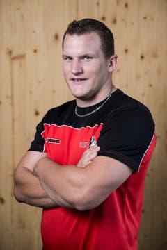 Reto Fankhauser Geburtsdatum: 15. 3. 1994Wohnort: Hasle Beruf: Zimmermann Grösse/Gewicht: 181 cm/97 kg Anzahl Kränze: 16/3