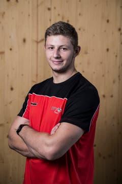 Noe Van Messel Geburtsdatum: 25. 1. 2002Wohnort: Oberägeri Beruf: Student Grösse/Gewicht: 190 cm/110 kg Anzahl Kränze: 4/4