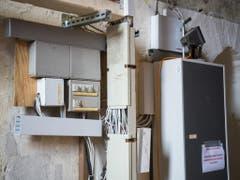 Die technische Infrastruktur, wie etwa die Elektroinstallationen, ist teilweise veraltet. (Bild: Keystone/JEAN-CHRISTOPHE BOTT)