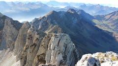 Blick von der Silberplatten Richtung Westen. (Bild: Andreas Bösch)