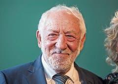 Zu Gast am Festival: der deutsche Komiker und Schauspieler Dieter Hallervorden.