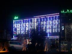 Der Anschlag ereignete sich in einer Hochzeitshalle im Westen der afghanischen Haupstadt Kabul. (Bild: KEYSTONE/AP/RAFIQ MAQBOOL)