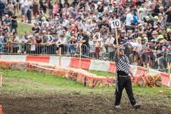 Impressionen von der Teffli-Rally 2019. (Bild: Boris Bürgisser, Ennetmoos, 17. August 2019)