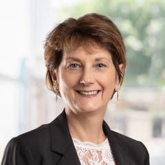 Marianne Maret, CVP. (Bild: chm)