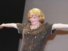 Die Schweizer Schauspielerin und Sängerin Ines Torelli ist in ihrer Wahlheimat Kanada im Alter von 88 Jahren gestorben. (Bild: Keystone/WALTER BIERI)