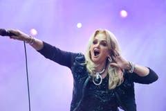 Bonnie Tyler spielte unter anderem ihren Hit «It's A Heartache».