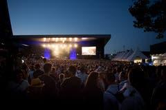Konzert von Manillio. (Bild: Corinne Glanzmann, Zug, 24. August 2019)
