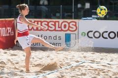 Mylene Lanter vom Schweizer Nationalteam (Bild: Nadia Schärli, Kriens, 23. August 2019)