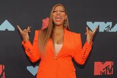 Queen Latifah. (Bild: DJ Johnson/EPA, Newark, 26. August 2019)