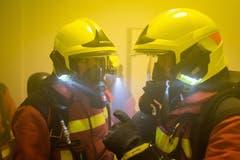 ... enorm wichtig. Ebenso müssen Feuerwehrler ... (Bild: Michel Canonica, 2016)