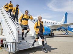 Marco Wölfli kehrt nach 15 Jahren wieder nach Belgrad zurück (Bild: KEYSTONE/THOMAS HODEL)